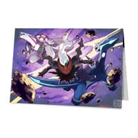 Image for Darkrai Framed Art Print by Ken Sugimori from Pokemon Center