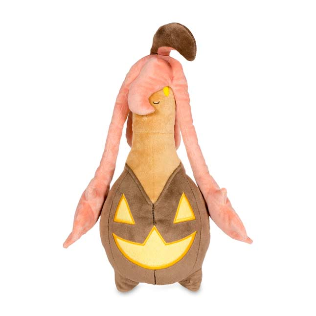 "Image for Gourgeist Halloween Poké Plush (Large Size) - 14 1/4"" from Pokemon Center"