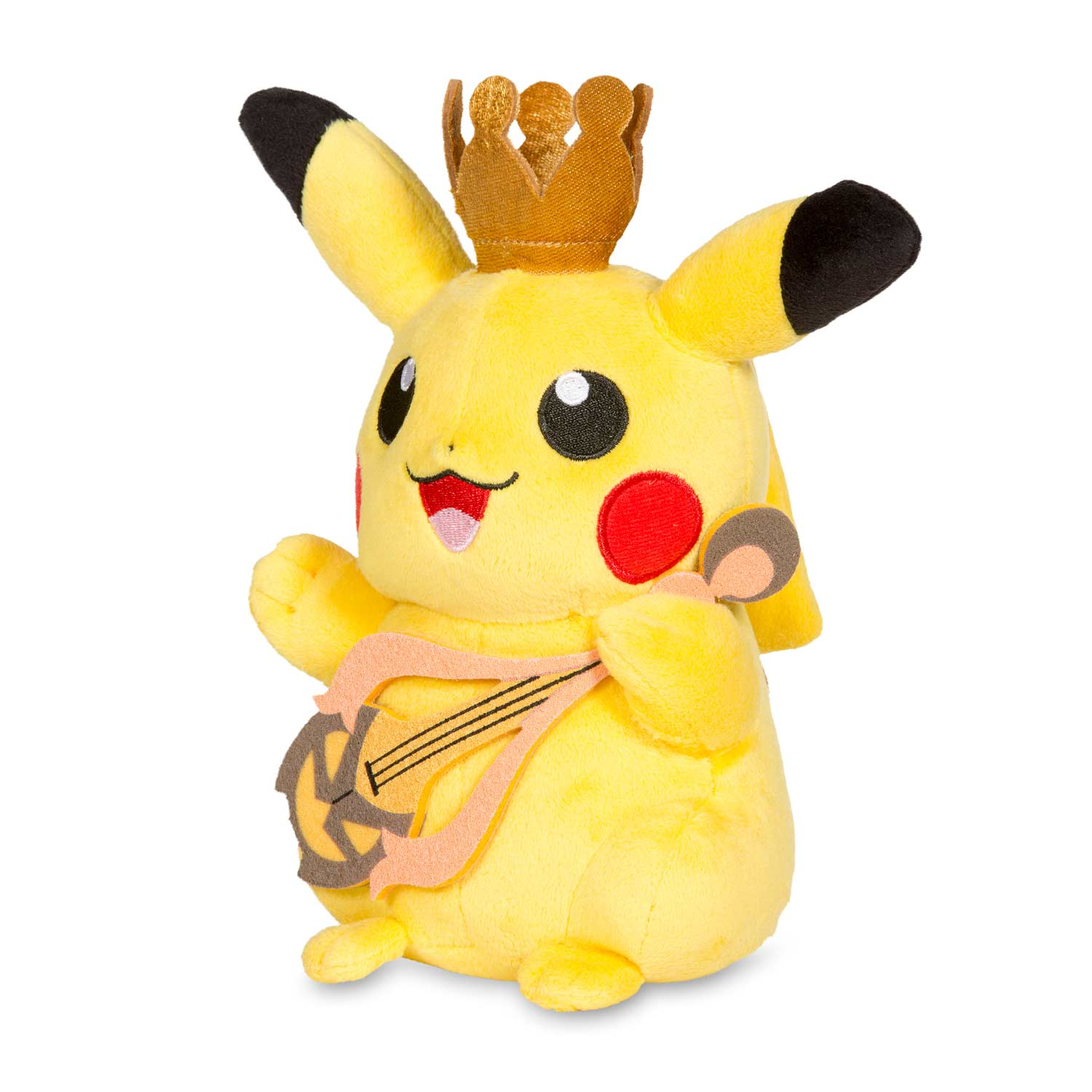 image for pikachu halloween pok plush standard size 6 in from pokemon