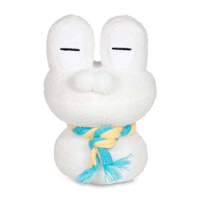 "Image for Froakie Holiday Snowman Poké Plush (Standard Size) - 7 3/4"" from Pokemon Center"