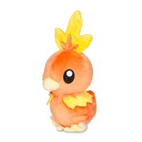 Image for Torchic Poké Plush (Standard Size) - 8 1/2 In. from Pokemon Center