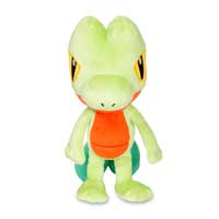 Image for Treecko Poké Plush (Standard Size) - 7 3/4 In. from Pokemon Center
