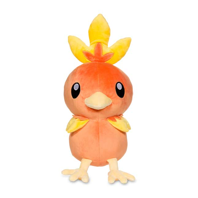 "Image for Torchic Poké Plush (Trainer Size) - 16 1/4"" from Pokemon Center"