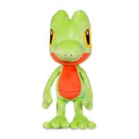Image for Treecko Poké Plush (Trainer Size) - 19 3/4 In. from Pokemon Center