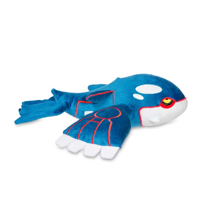 Image for Kyogre Poké Plush (Large Size) - 12 In. from Pokemon Center