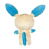 Image for Minun Poké Plush (Standard Size) - 8 1/2 In. from Pokemon Center
