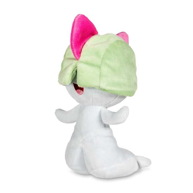 "Image for Ralts Poké Plush (Standard Size) - 7 1/4"" from Pokemon Center"