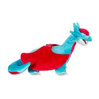 Image for Salamence Poké Plush (Large Size) - 7 3/4 In. from Pokemon Center