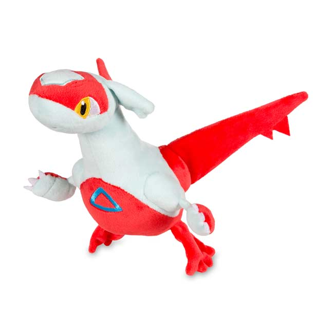 "Image for Latias Poké Plush (Large Size) - 8 1/2"" from Pokemon Center"