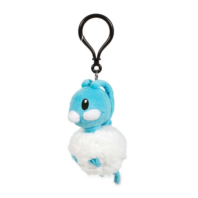 Image for Altaria Pokémon Petit Plush Keychain from Pokemon Center
