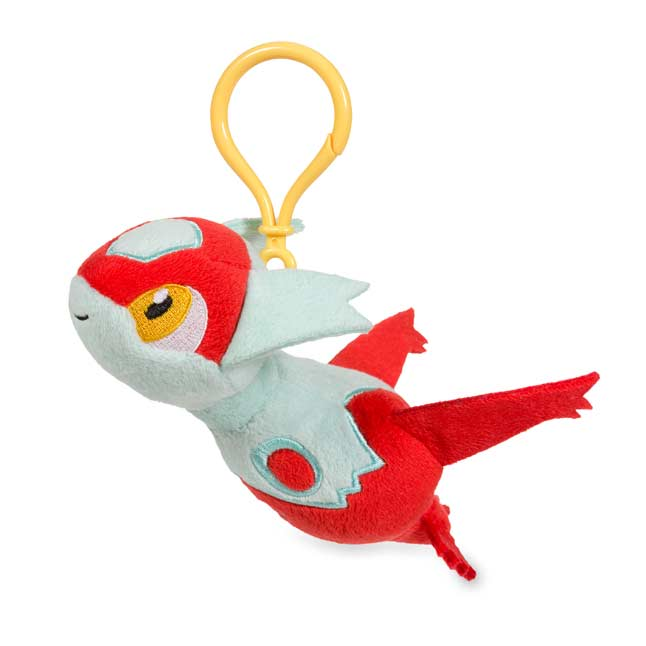 Image for Latias Pokémon Petit Plush Keychain from Pokemon Center
