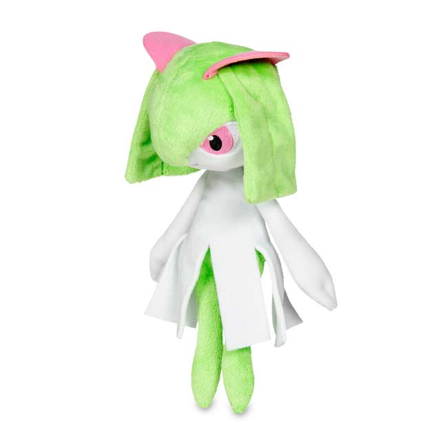 "Image for Kirlia Poké Plush (Standard Size) - 9 1/2"" from Pokemon Center"