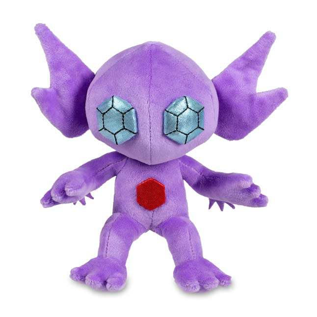 Image for Sableye Poké Plush (Standard Size) - 7 1/2 In. from Pokémon Center