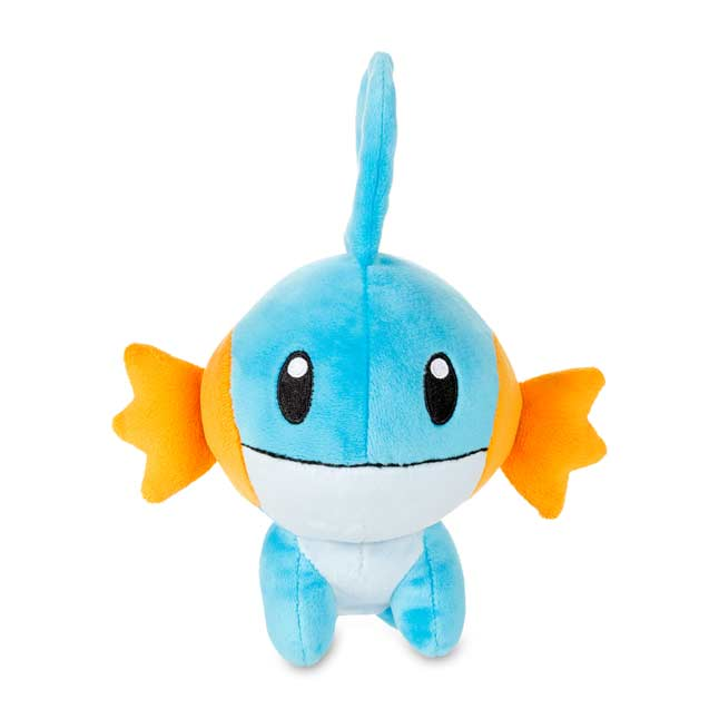 "Image for Mudkip Secret Base Poké Doll Plush (Standard Size) - 8 1/2"" from Pokemon Center"