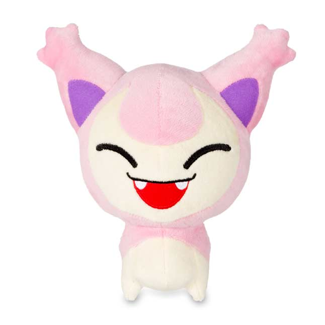 "Image for Skitty Secret Base Poké Doll Plush (Standard Size) - 7 1/4"" from Pokemon Center"