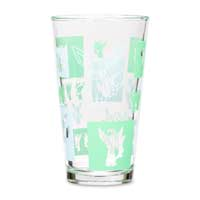 Image for Leafeon & Glaceon Eevee Elements Glass Tumbler from Pokemon Center
