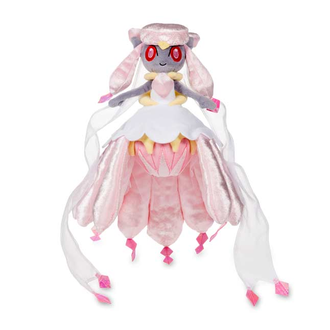 "Image for Mega Diancie Poké Plush (Large Size) -  13 1/2"" from Pokemon Center"