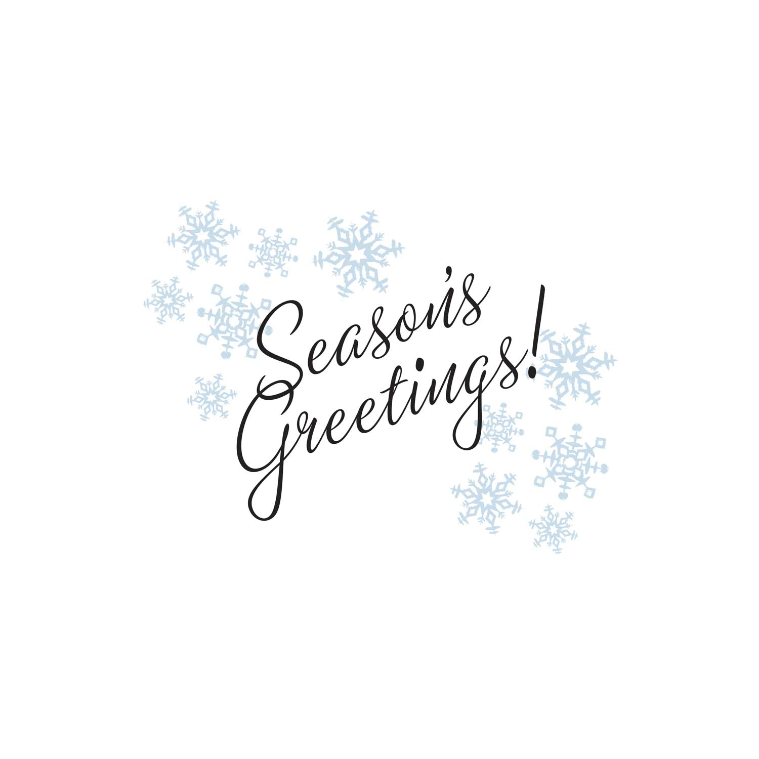 Snow Scene Holiday Greeting Cards Greeting Cards Holiday Cards