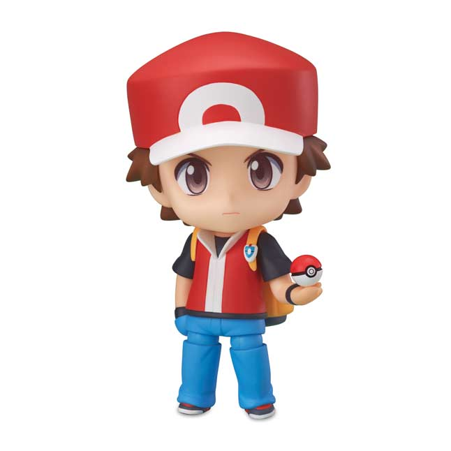 Image for Nendoroid: Red Posable Figure from Pokemon Center