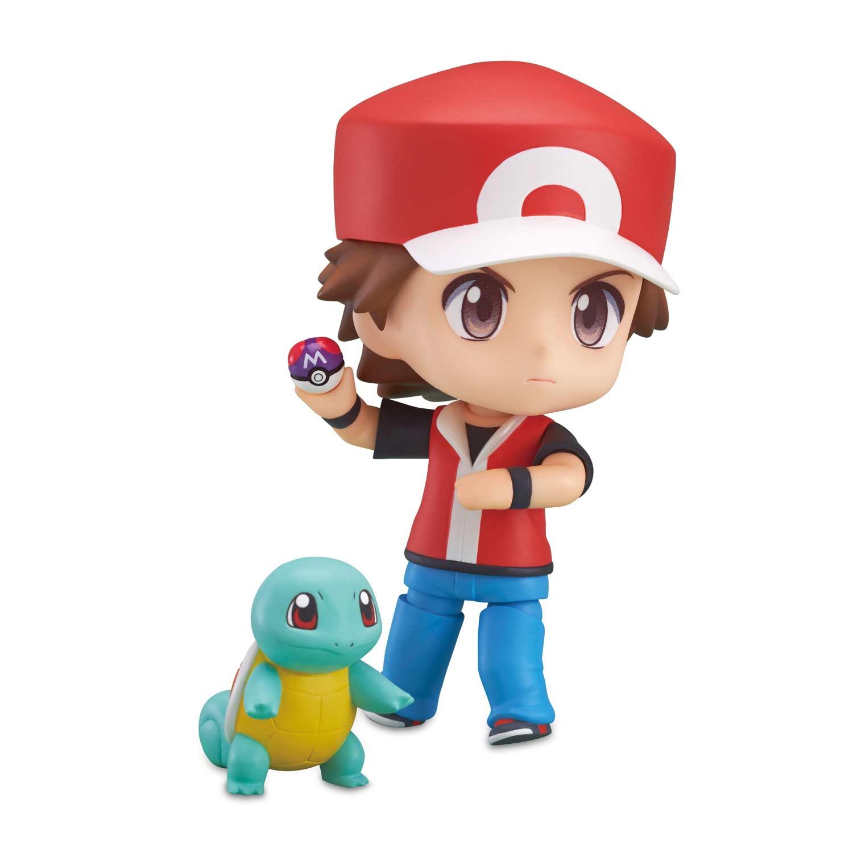 Best Pokemon Toys : Red posable figure nendoroid good