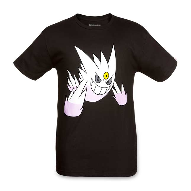 Image for Shiny Mega Gengar Relaxed Fit Crewneck T-Shirt from Pokemon Center