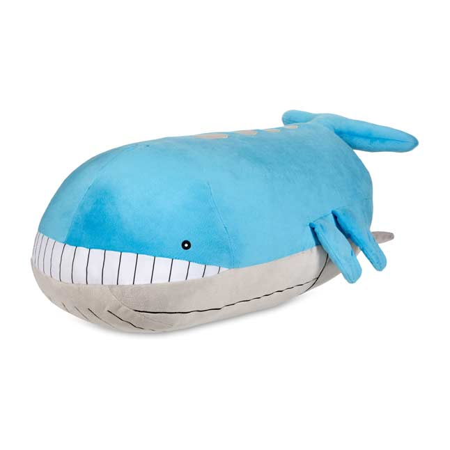"Image for Wailord Poké Plush (Jumbo Size) - 26"" from Pokemon Center"