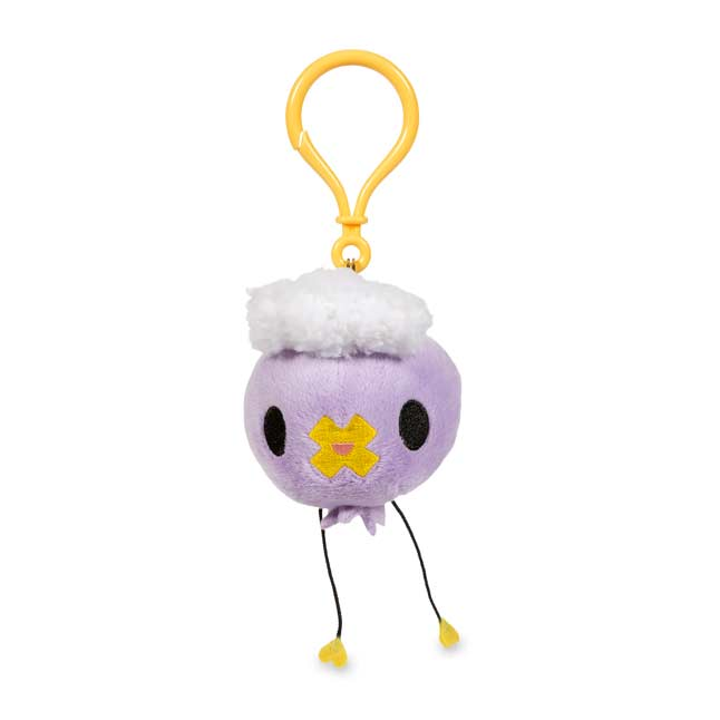 Image for Drifloon Pokémon Petit Plush Keychain from Pokemon Center
