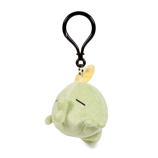 Image for Gulpin Pokémon Petit Plush Keychain from Pokemon Center