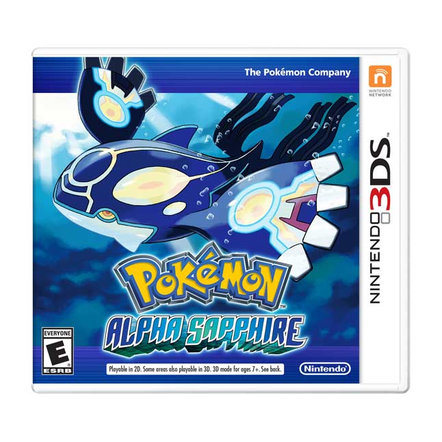 Image for Pokémon Alpha Sapphire from Pokemon Center