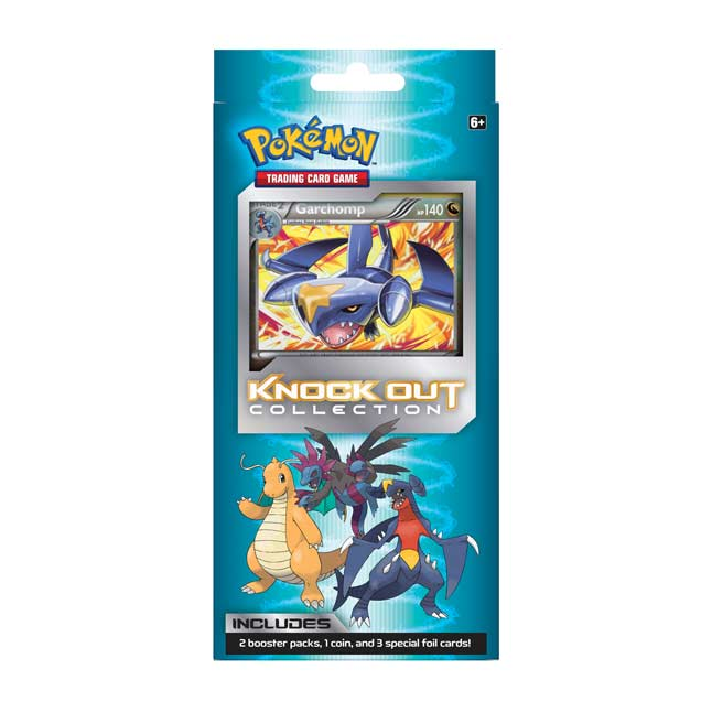 Image for Pokémon TCG: Knock Out Collection (Dragon-type Pokémon) from Pokemon Center