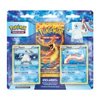 Image for Pokémon TCG: Beartic & Milotic Water Gym Collector Pack from Pokemon Center