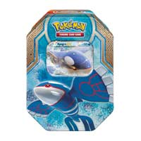 Image for Pokémon TCG: Legends of Hoenn Tin (Kyogre) from Pokémon Center