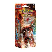 Image for Pokémon TCG: XY-Primal Clash Earth's Pulse Theme Deck from Pokemon Center