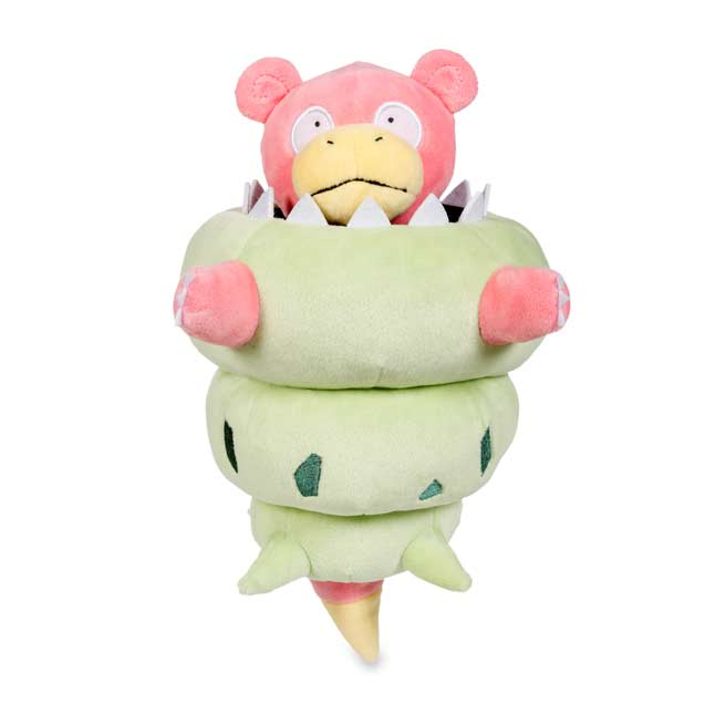 "Image for Mega Slowbro Poké Plush (Large Size) - 10"" from Pokemon Center"