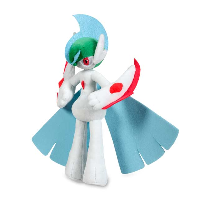 "Image for Mega Gallade Poké Plush (Large Size) - 10"" from Pokemon Center"