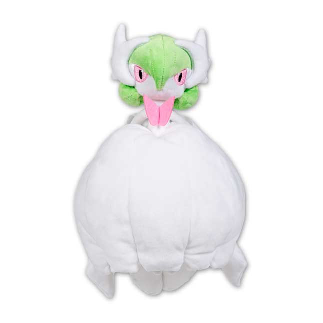 "Image for Mega Gardevoir Poké Plush (Large Size) - 13"" from Pokemon Center"