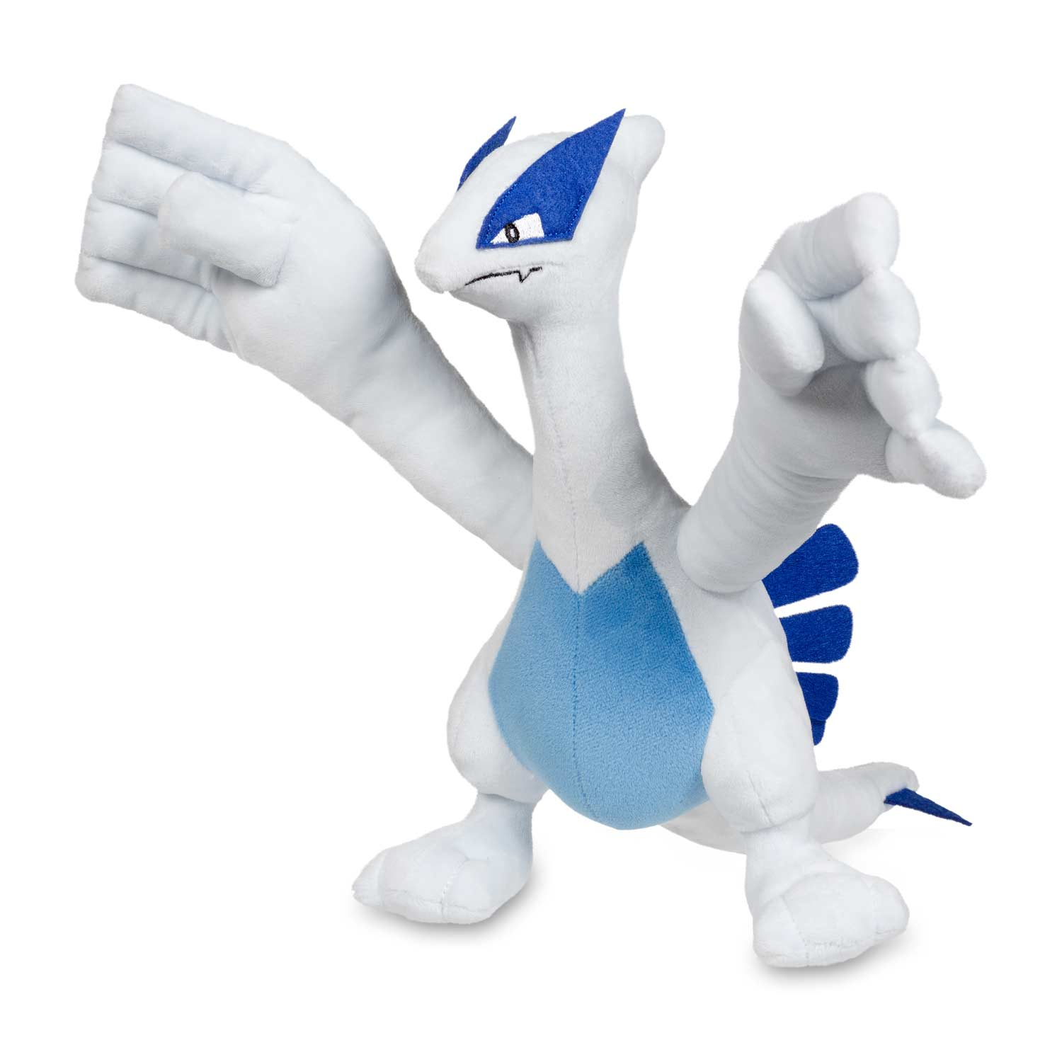 Image For Lugia Poke Plush Large Size