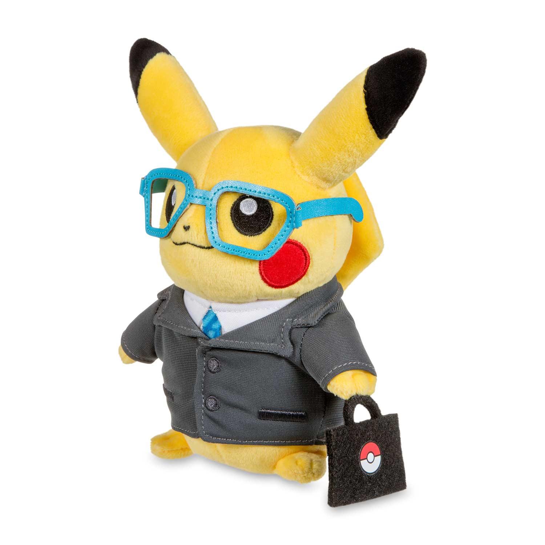 Pikachu Celebrations Intern Pikachu Poke Plush 7 In Pokemon Center Official Site