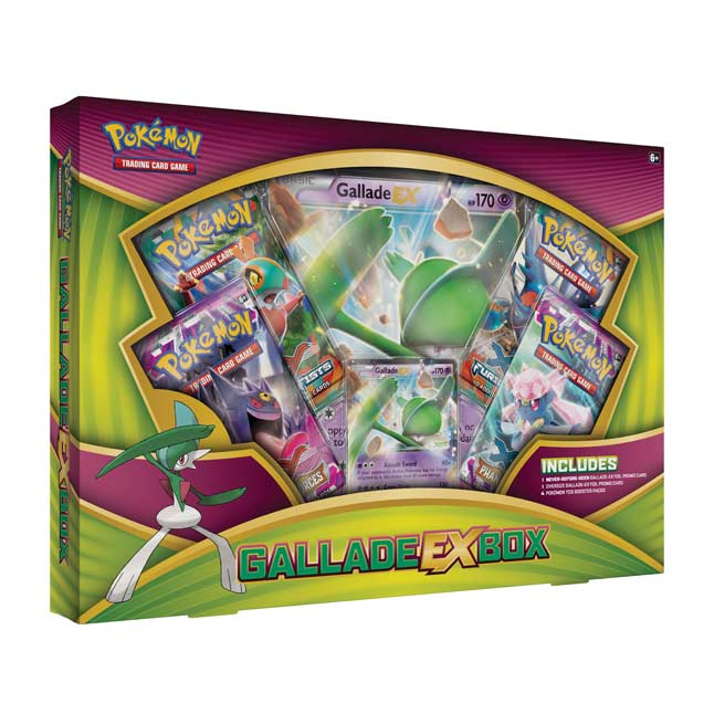 Image for Pokémon TCG: Gallade-EX Box from Pokemon Center