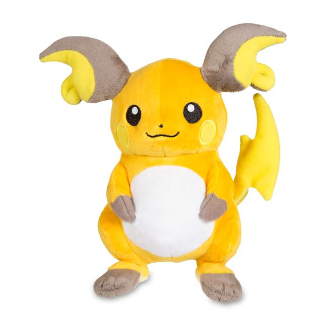 "Image for Raichu Poké Plush (Standard Size) - 7 1/2"" from Pokemon Center"