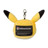 Image for Pikachu Card Case from Pokemon Center