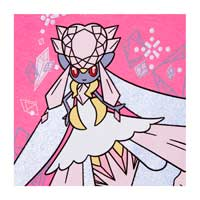 Image for Mega Diancie Youth Relaxed Fit Crewneck T-Shirt from Pokemon Center
