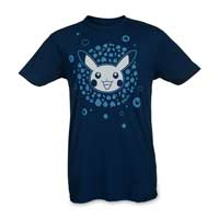 Image for It's Berry Pikachu Men's Fitted Crewneck T-Shirt from Pokemon Center
