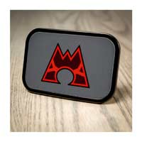 Image for Team Magma Belt Buckle from Pokemon Center