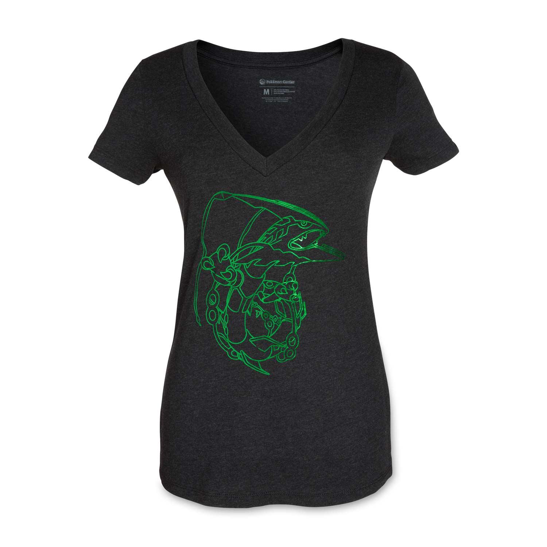 Mega Rayquaza T Shirt T Shirt Mega Rayquaza Rayquaza Pokmon