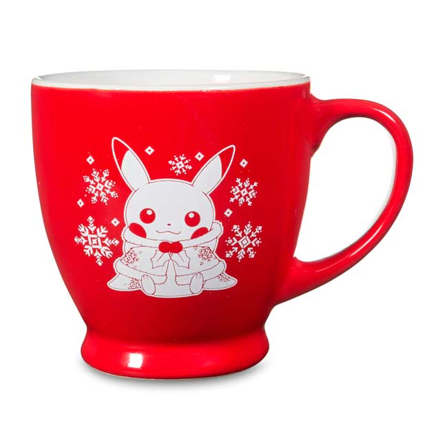 Image for Pikachu Holiday Mug from Pokemon Center
