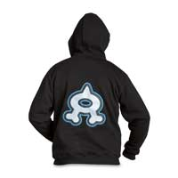 Image for Team Aqua Relaxed Fit Hoodie from Pokemon Center