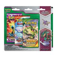 Image for Pokémon TCG: Collector's Pin 3-Pack Blister (Mega Latios) from Pokemon Center