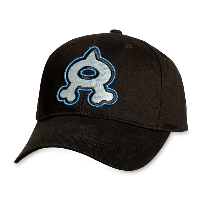 Image for Team Aqua Baseball Cap from Pokemon Center
