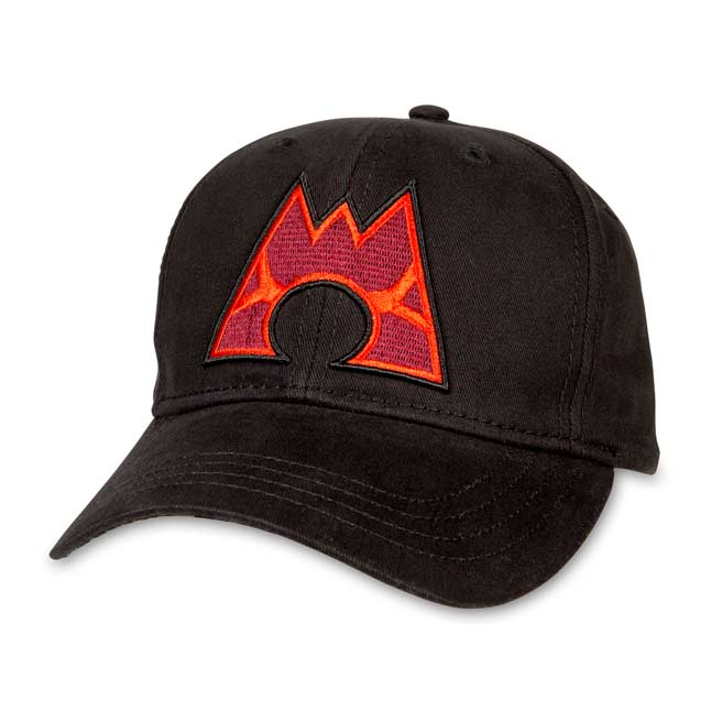 Image for Team Magma Baseball Cap from Pokemon Center
